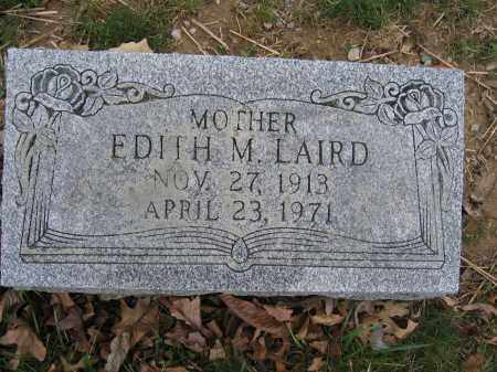 LAIRD, EDITH M. - Union County, Ohio   EDITH M. LAIRD - Ohio Gravestone Photos