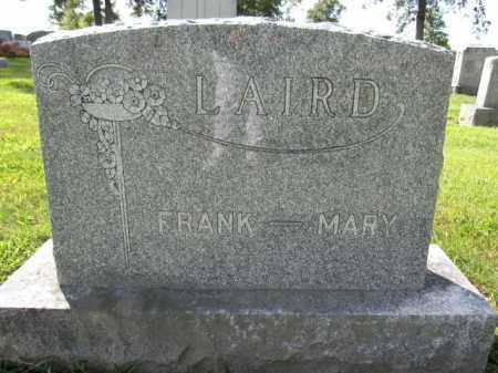 LAIRD, FRANK O. - Union County, Ohio | FRANK O. LAIRD - Ohio Gravestone Photos