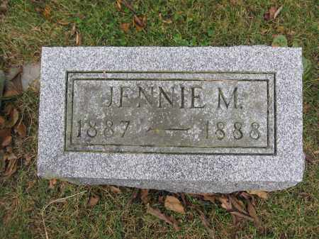 LAIRD, JENNIE M. - Union County, Ohio | JENNIE M. LAIRD - Ohio Gravestone Photos