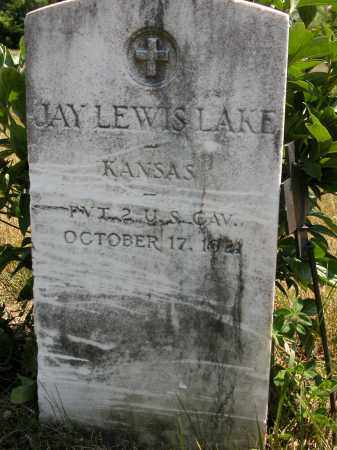 LAKE, JAY LEWIS - Union County, Ohio | JAY LEWIS LAKE - Ohio Gravestone Photos