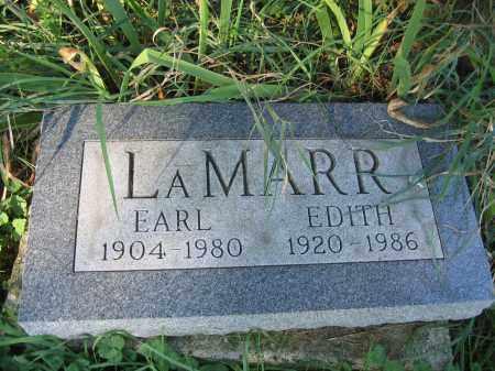 LAMARR, EDITH - Union County, Ohio | EDITH LAMARR - Ohio Gravestone Photos