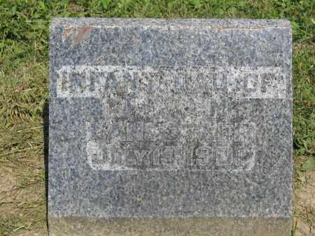 LANGSTAFF, INFANT DAUGHTER - Union County, Ohio | INFANT DAUGHTER LANGSTAFF - Ohio Gravestone Photos