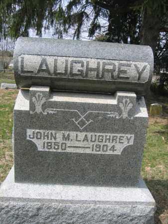 LAUGHREY, JOHN M. - Union County, Ohio | JOHN M. LAUGHREY - Ohio Gravestone Photos