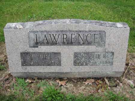 LAWRENCE, NETTIE R. - Union County, Ohio | NETTIE R. LAWRENCE - Ohio Gravestone Photos
