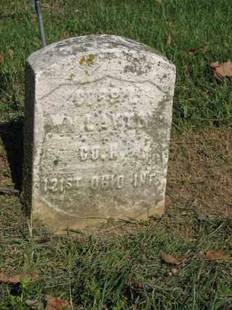 LAYTON, WILLIAM - Union County, Ohio   WILLIAM LAYTON - Ohio Gravestone Photos