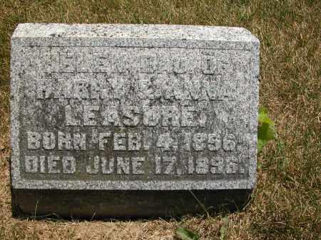 LEASURE, HELEN - Union County, Ohio | HELEN LEASURE - Ohio Gravestone Photos