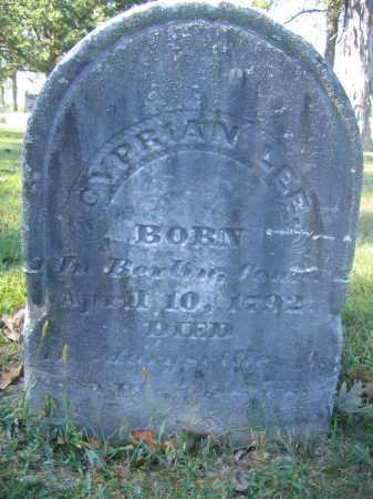 LEE, CYPRIAN - Union County, Ohio | CYPRIAN LEE - Ohio Gravestone Photos