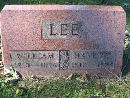 LEE, WILLIAM - Union County, Ohio | WILLIAM LEE - Ohio Gravestone Photos