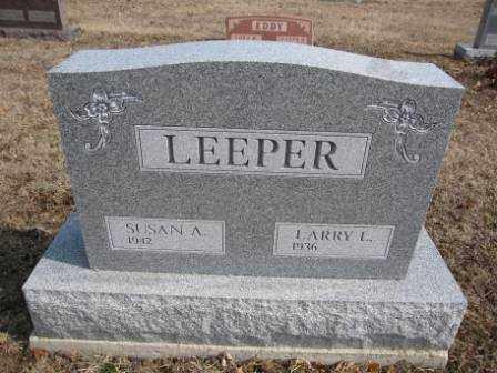 LEEPER, SUSAN A. - Union County, Ohio   SUSAN A. LEEPER - Ohio Gravestone Photos