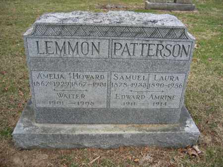 LEMMON, WALTER - Union County, Ohio | WALTER LEMMON - Ohio Gravestone Photos