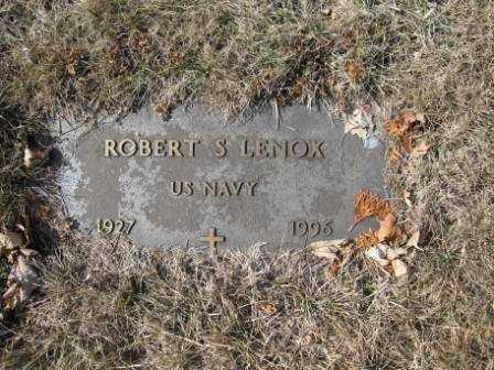 LENOX, ROBERT S. - Union County, Ohio | ROBERT S. LENOX - Ohio Gravestone Photos