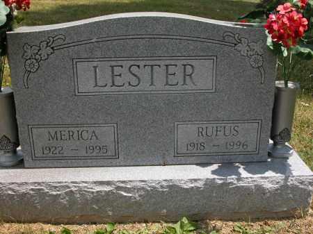 LESTER, MERICA - Union County, Ohio | MERICA LESTER - Ohio Gravestone Photos
