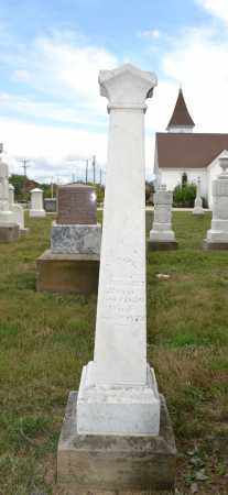 LIGGETT, EZMA L. - Union County, Ohio | EZMA L. LIGGETT - Ohio Gravestone Photos