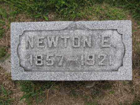 LIGGETT, NEWTON E. - Union County, Ohio | NEWTON E. LIGGETT - Ohio Gravestone Photos