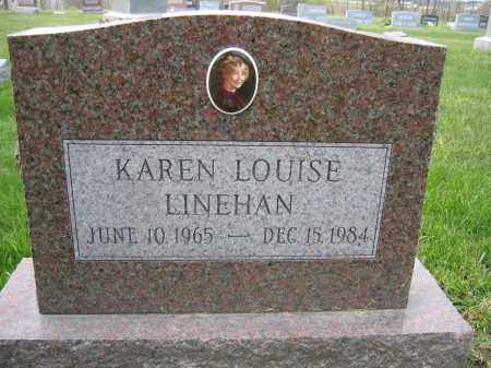 LINEHAN, KAREN LOUISE - Union County, Ohio | KAREN LOUISE LINEHAN - Ohio Gravestone Photos