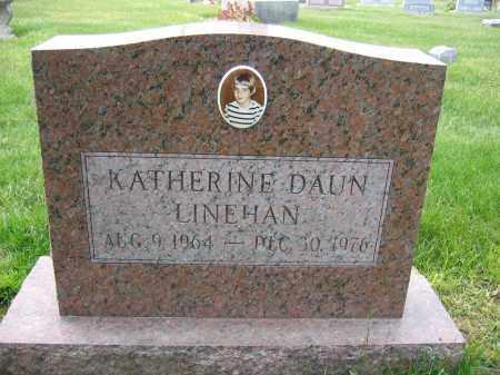 LINEHAN, KATHERINE DUAN - Union County, Ohio | KATHERINE DUAN LINEHAN - Ohio Gravestone Photos