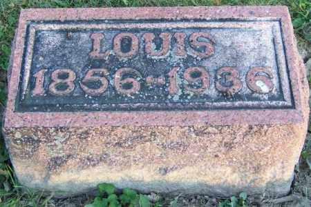 LINZINMEIRE, LOUIS - Union County, Ohio   LOUIS LINZINMEIRE - Ohio Gravestone Photos