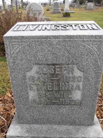 LIVINGSTON, ETHLINDA MILLER - Union County, Ohio   ETHLINDA MILLER LIVINGSTON - Ohio Gravestone Photos