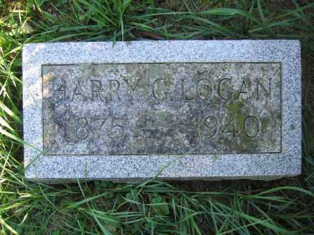 LOGAN, HARRY G. - Union County, Ohio | HARRY G. LOGAN - Ohio Gravestone Photos