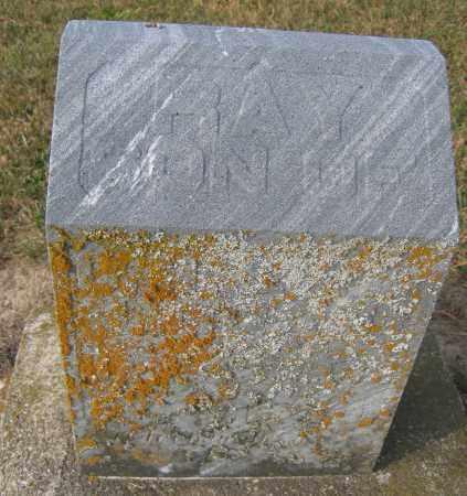 LOGAN, RAY - Union County, Ohio | RAY LOGAN - Ohio Gravestone Photos