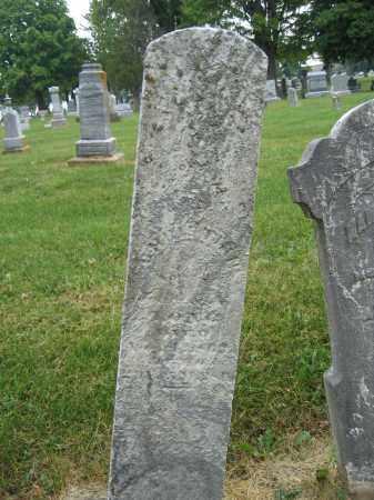 LONG, CHRISTIAN - Union County, Ohio | CHRISTIAN LONG - Ohio Gravestone Photos