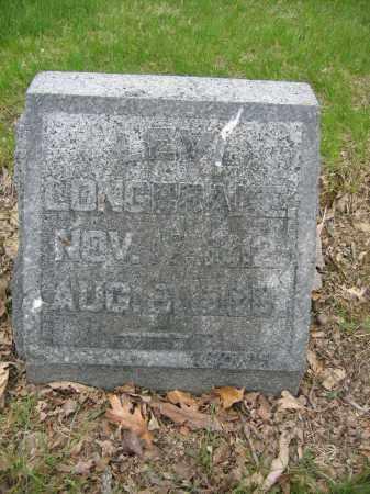 LONGBRAKE, LEVI - Union County, Ohio | LEVI LONGBRAKE - Ohio Gravestone Photos