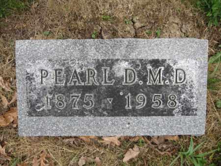 LONGBRAKE, PEARL D. - Union County, Ohio | PEARL D. LONGBRAKE - Ohio Gravestone Photos