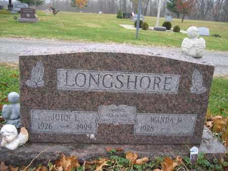 LONGSHORE, WANDA M. - Union County, Ohio | WANDA M. LONGSHORE - Ohio Gravestone Photos