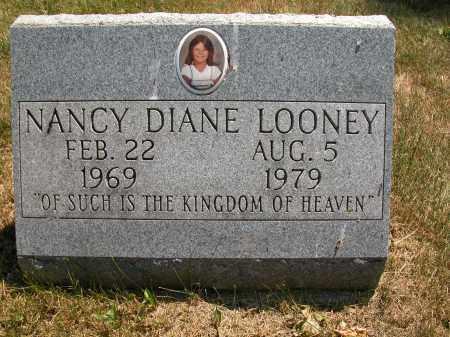 LOONEY, NANCY DIANE - Union County, Ohio | NANCY DIANE LOONEY - Ohio Gravestone Photos