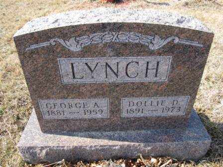LYNCH, DOLLIE D. - Union County, Ohio | DOLLIE D. LYNCH - Ohio Gravestone Photos