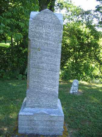 MAGHLING, ETTA E. - Union County, Ohio | ETTA E. MAGHLING - Ohio Gravestone Photos