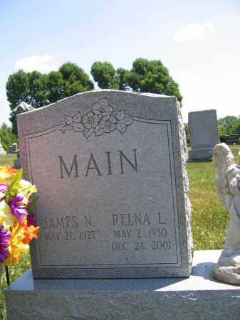 MAIN, JAMES N. - Union County, Ohio   JAMES N. MAIN - Ohio Gravestone Photos