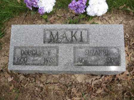 MAKI, DOUGLAS V. - Union County, Ohio   DOUGLAS V. MAKI - Ohio Gravestone Photos
