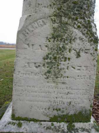 MARRIOTT, HENRY T. - Union County, Ohio | HENRY T. MARRIOTT - Ohio Gravestone Photos