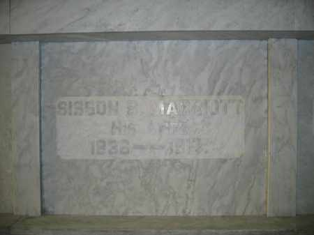 MARRIOTT, SISSON S. - Union County, Ohio | SISSON S. MARRIOTT - Ohio Gravestone Photos