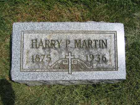 MARTIN, HARRY P. - Union County, Ohio | HARRY P. MARTIN - Ohio Gravestone Photos
