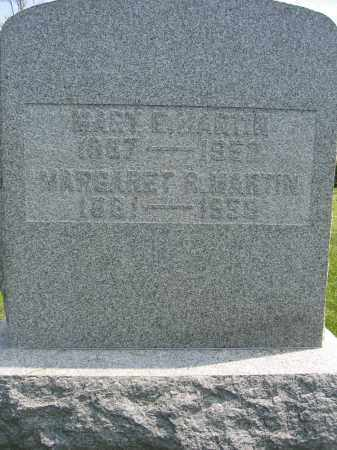 MARTIN, MARGARET R. - Union County, Ohio   MARGARET R. MARTIN - Ohio Gravestone Photos