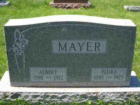 MAYER, ALBERT - Union County, Ohio   ALBERT MAYER - Ohio Gravestone Photos