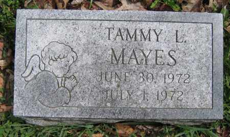 MAYES, TAMMY L. - Union County, Ohio | TAMMY L. MAYES - Ohio Gravestone Photos