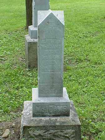MCADAMS, ALPHEUS W. - Union County, Ohio | ALPHEUS W. MCADAMS - Ohio Gravestone Photos