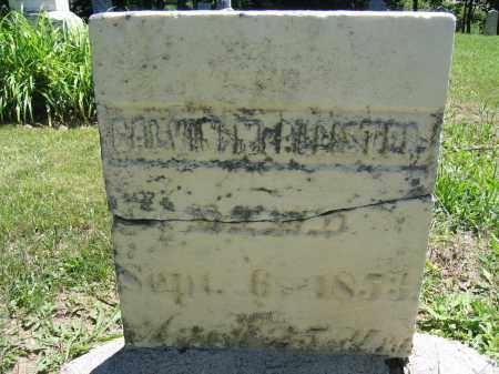 MCALLISTER, CALVIN - Union County, Ohio | CALVIN MCALLISTER - Ohio Gravestone Photos