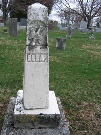 MCBRATNEY, ELLA - Union County, Ohio   ELLA MCBRATNEY - Ohio Gravestone Photos