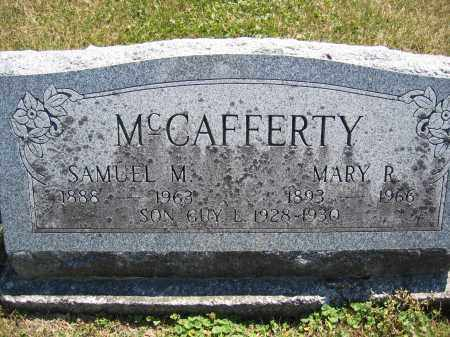 MCCAFFERTY, GUY L. - Union County, Ohio | GUY L. MCCAFFERTY - Ohio Gravestone Photos
