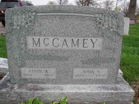 MCCAMEY, JOHN S. - Union County, Ohio | JOHN S. MCCAMEY - Ohio Gravestone Photos