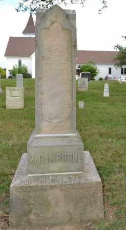 MCCAMPBELL, ROSANN C. - Union County, Ohio | ROSANN C. MCCAMPBELL - Ohio Gravestone Photos