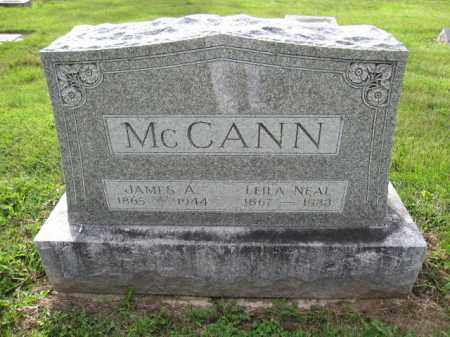 MCCANN, LEILA NEAL - Union County, Ohio | LEILA NEAL MCCANN - Ohio Gravestone Photos