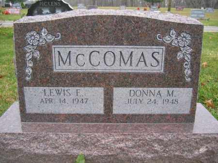 MCCOMAS, LEWIS E. - Union County, Ohio   LEWIS E. MCCOMAS - Ohio Gravestone Photos