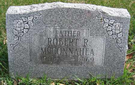 MCCONNAHEA, ROBERT R. - Union County, Ohio | ROBERT R. MCCONNAHEA - Ohio Gravestone Photos