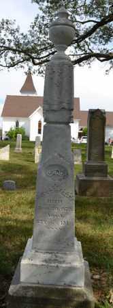 MCCREA, JOHN R. - Union County, Ohio | JOHN R. MCCREA - Ohio Gravestone Photos