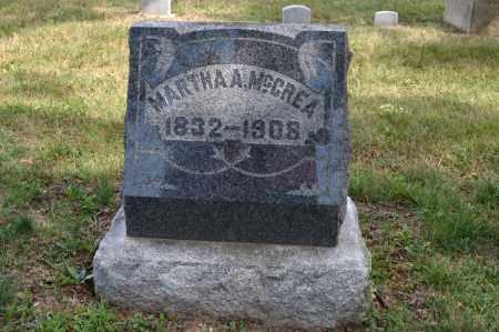 MCCREA, MARTHA - Union County, Ohio | MARTHA MCCREA - Ohio Gravestone Photos